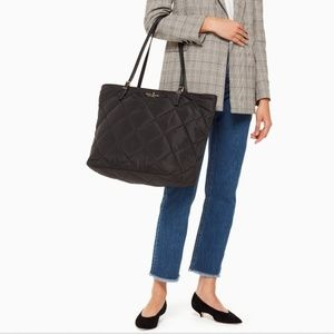 ♠️ Kate Spade Watson Quilted Shoulder Bag